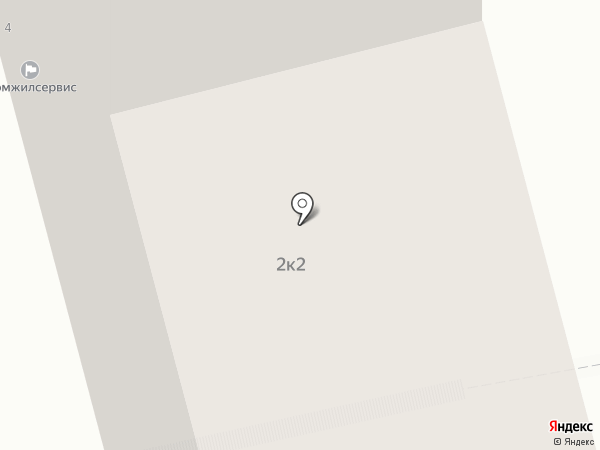 Real Capoeira на карте Мытищ