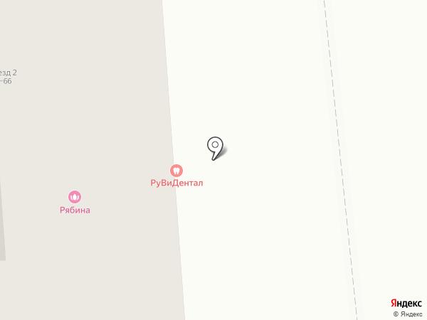 Магазин одежды и постельного белья на карте Москвы