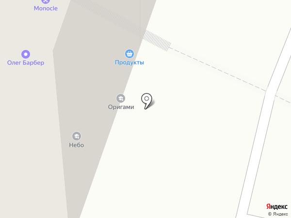 RF на карте Мытищ
