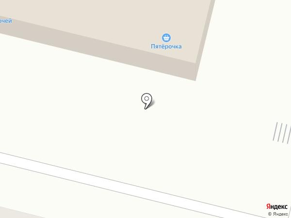 Магазин мебели на карте Пирогово