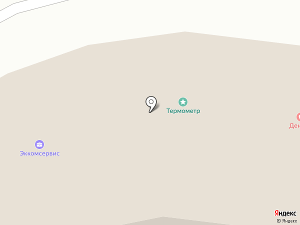 Эккомсервис на карте Мытищ