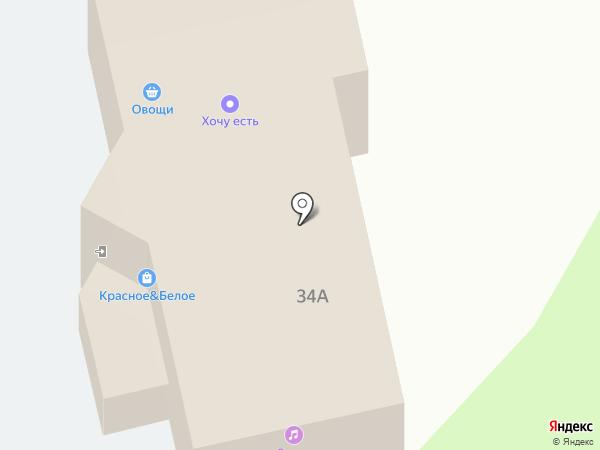 Сулико на карте Домодедово