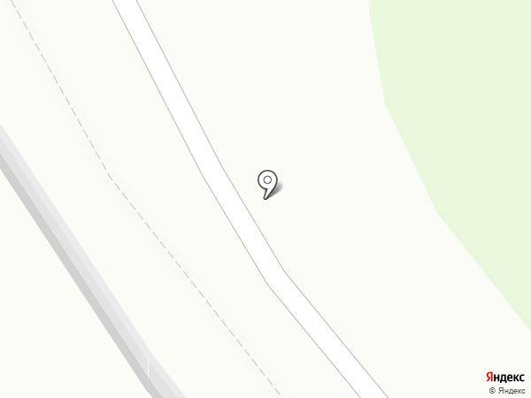 Баня в Тайнинке на карте Мытищ