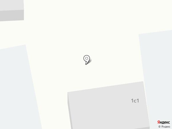 RU-салют на карте Мытищ