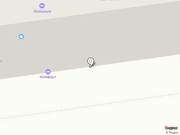 Фирма ПП на карте Москвы