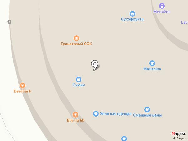 Beerbank на карте Москвы