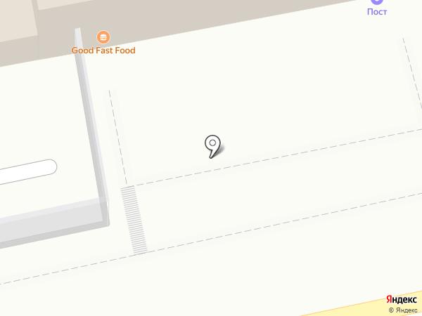 Магазин сантехники на карте Домодедово
