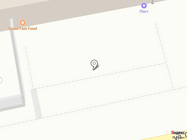 Магазин рыбы и раков на карте Домодедово
