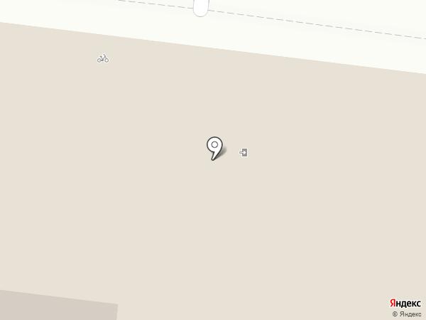 Шпилька на карте Мытищ