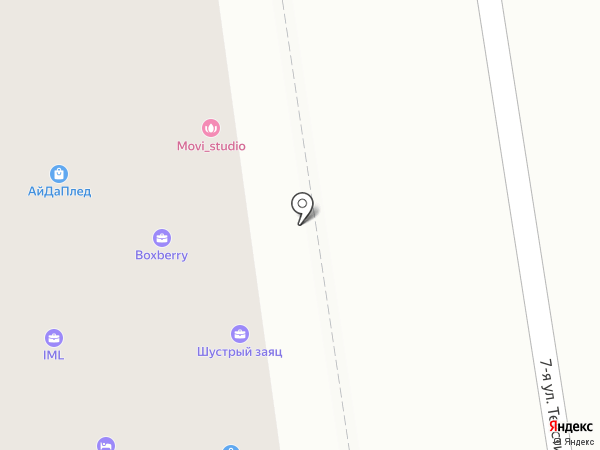 Brilliancy на карте Москвы