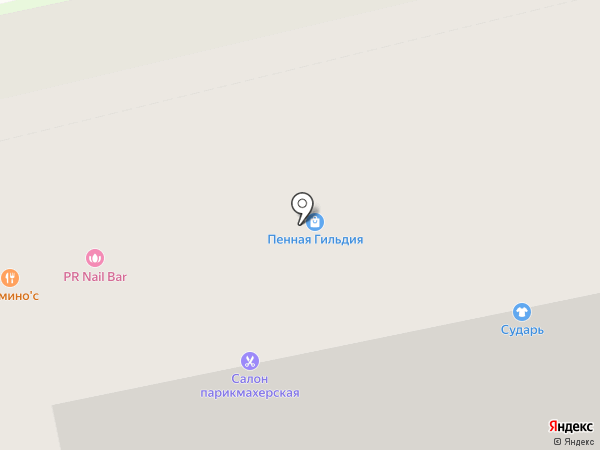VEKA на карте Москвы