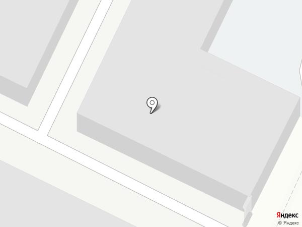 Шиномонтажный пост на карте Мытищ