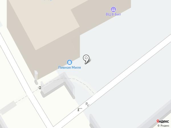 Бухгалтер 24 на карте Мытищ