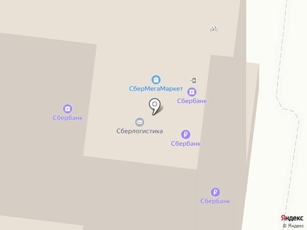 РЕАЛ-КОМПЛЕКС на карте Мытищ