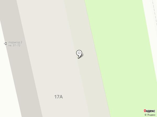 Форес на карте Домодедово
