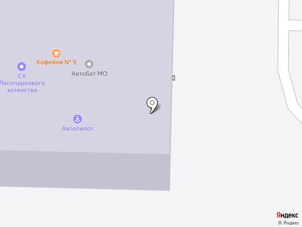 Царь Печи на карте Мытищ