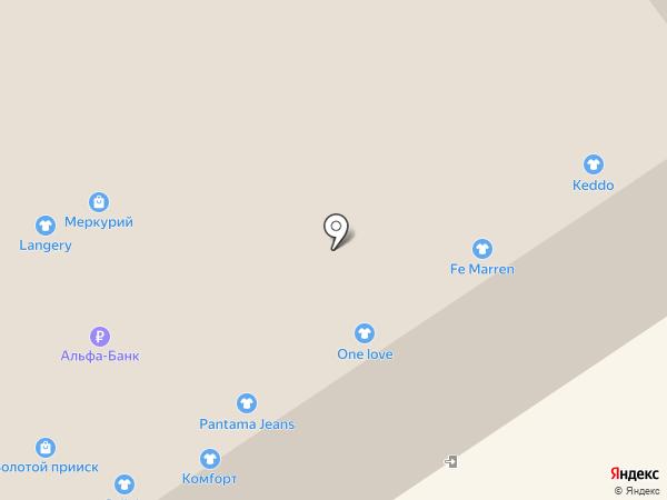 EMKA на карте Москвы