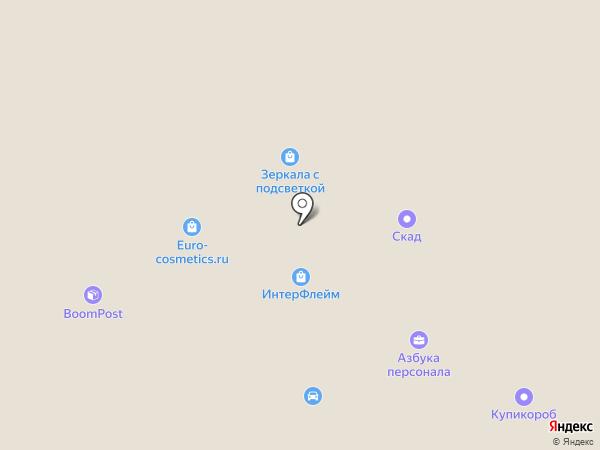 Финансовый СоветникЪ на карте Москвы