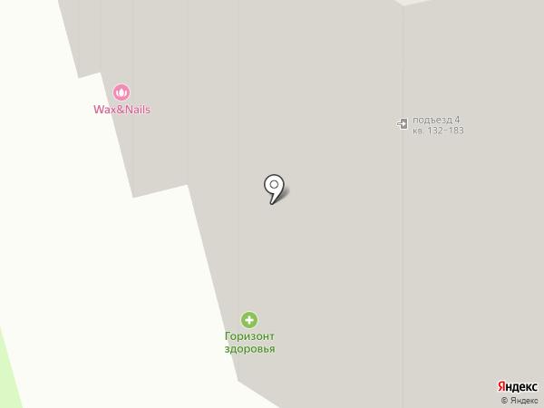 Эоланта на карте Домодедово