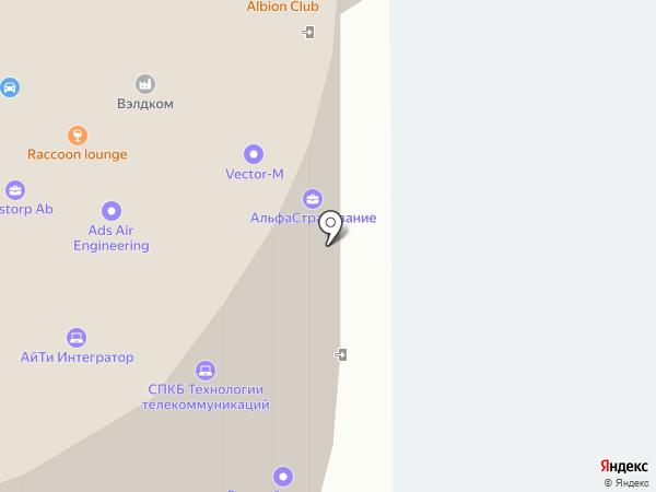Sportlane на карте Мытищ