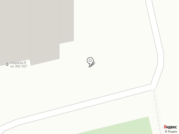 Добрые Кухни на карте Домодедово
