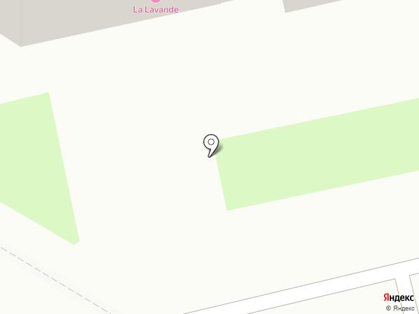 L`ideal на карте Домодедово