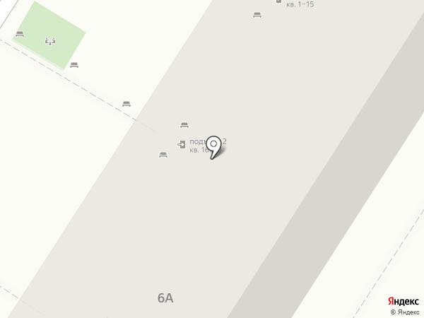 FoxInet Studio на карте Новороссийска