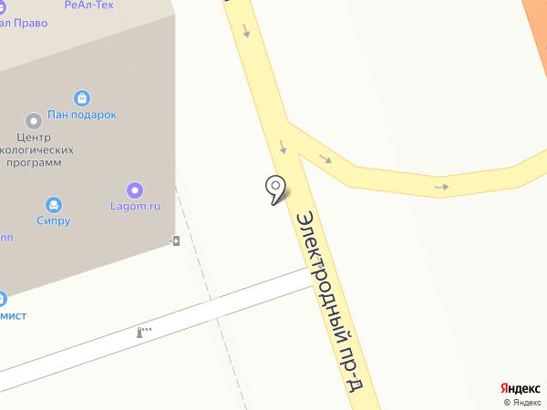 Строй Всё на карте Москвы