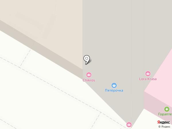 Сервисный центр на карте Мытищ