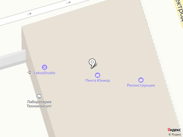 AvCaM на карте Москвы