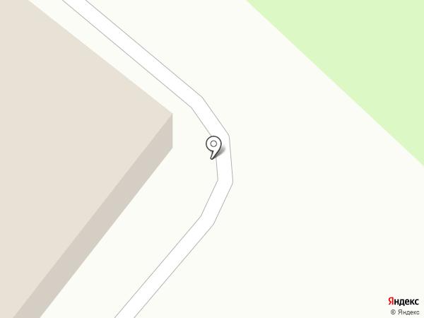 Мулатка на карте Видного