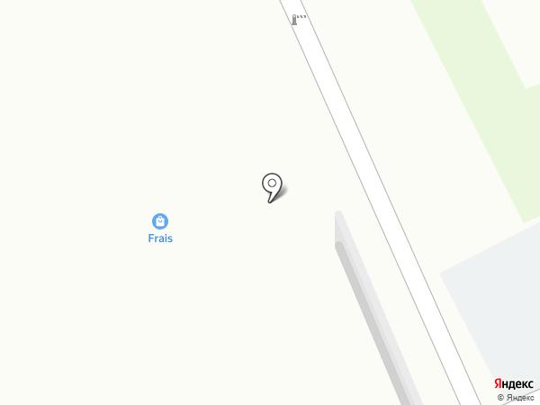 Автоскай на карте Москвы