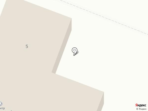 Центр кинологической службы УВД по Восточному административному округу на карте Москвы