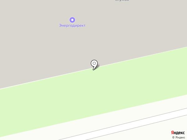 Кимира на карте Москвы