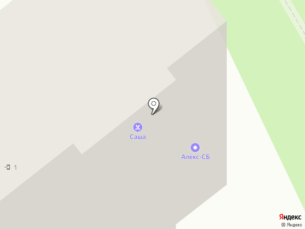 Studio-M на карте Мытищ