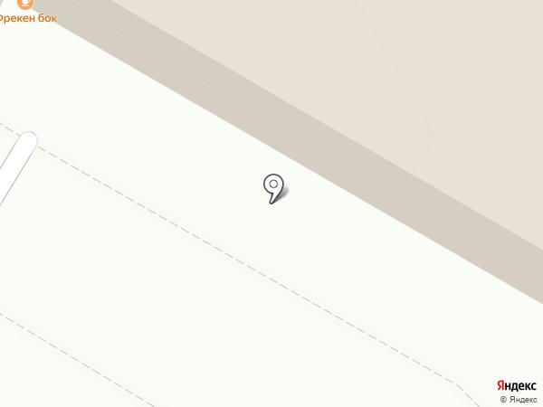 Фрекен Бок на карте Мытищ