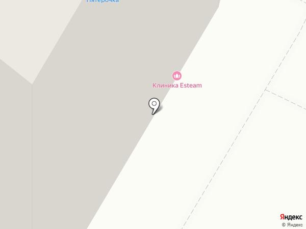FIT-N-GO на карте Мытищ