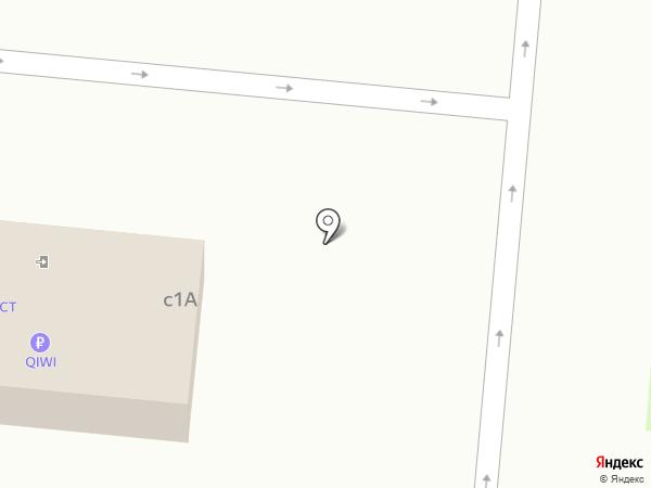 АЗС на карте Домодедово