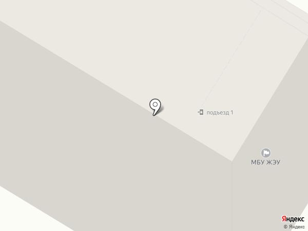 Жилищное эксплуатационное учреждение Мытищинского муниципального района, МБУ на карте Мытищ