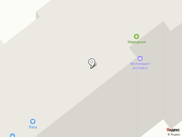 Partsbay на карте Мытищ