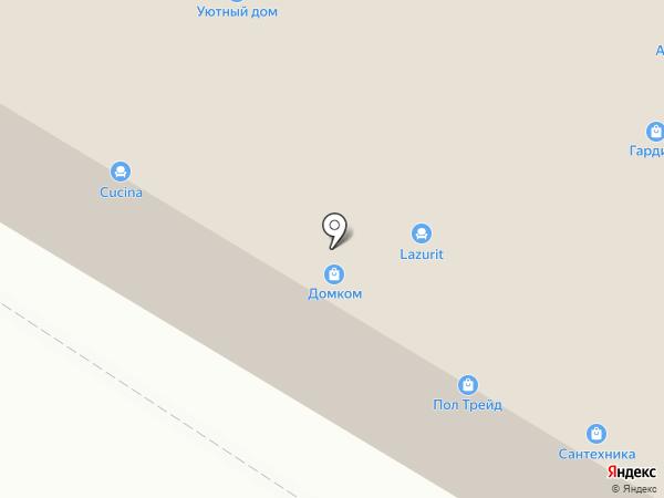 Сава на карте Мытищ