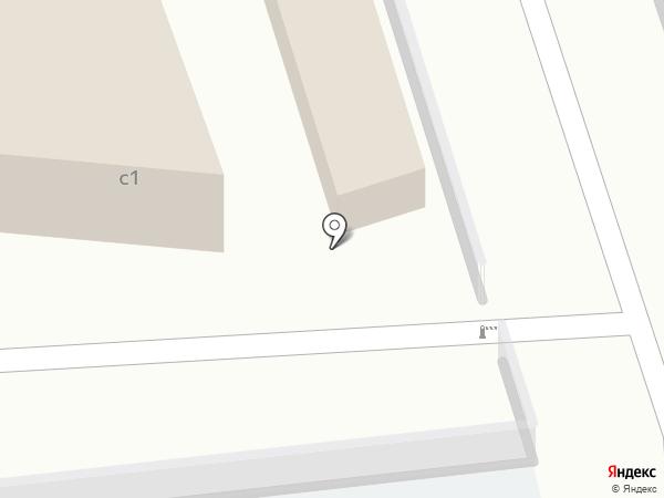 Овощной магазин на карте Домодедово
