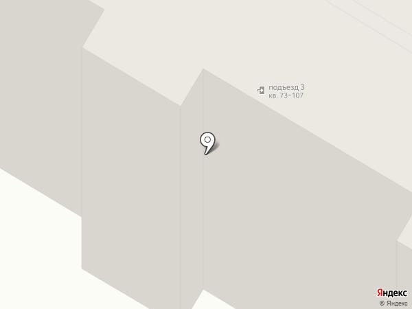 Адвокатский кабинет №2131 на карте Мытищ