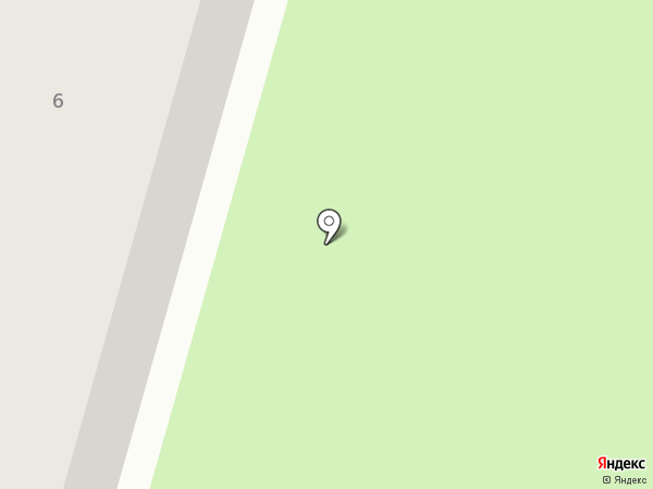 ВДО на карте Домодедово
