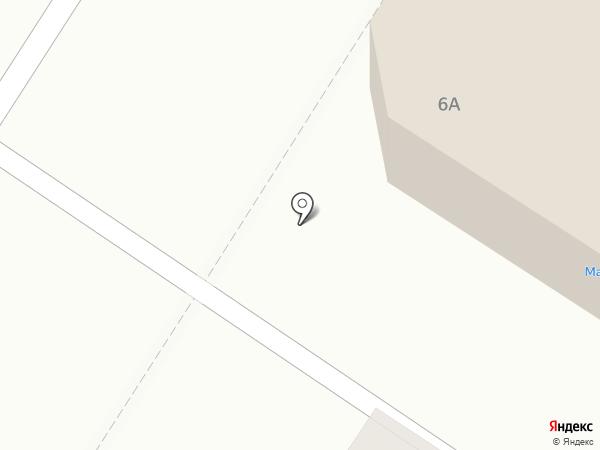 БЕРЕЖНОBURGER на карте Новороссийска