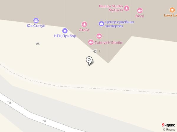 Триколор ТВ на карте Мытищ