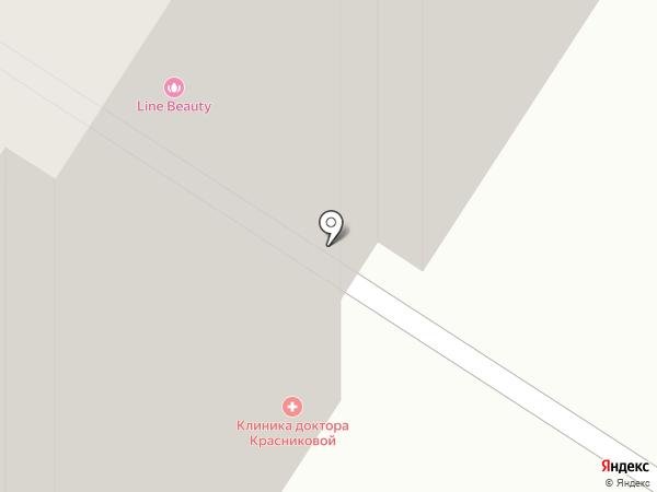 DeXus на карте Москвы