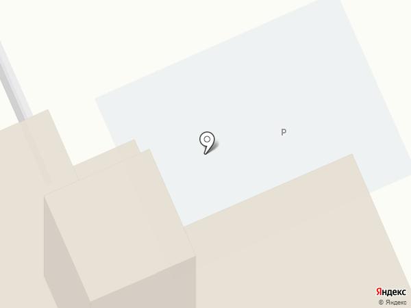 Пожарная часть №83 на карте Москвы