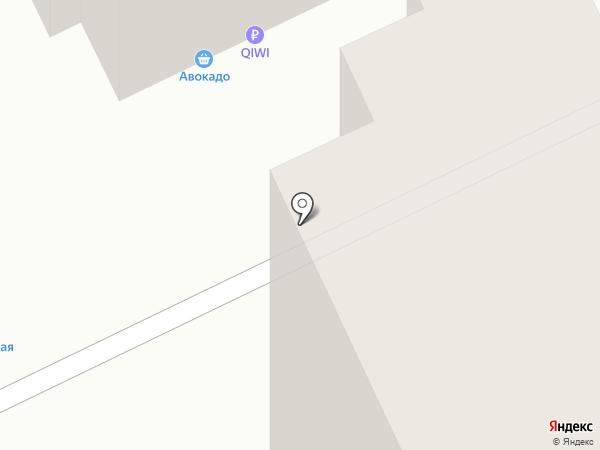 ТЕН на карте Домодедово