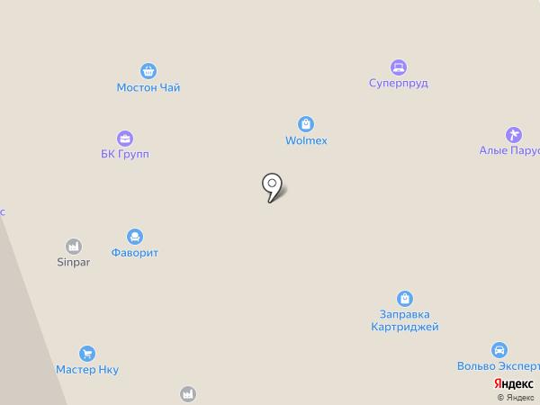 Адверт Технолоджис на карте Москвы